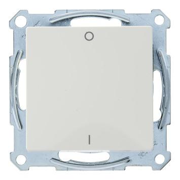 Schneider electric System m 2-poligeschakelaar wit