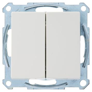 Schneider Electric Merten System M serieschakelaar wit