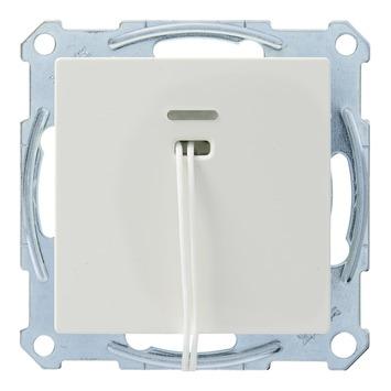 Schneider electric System m trekschakelaar wit