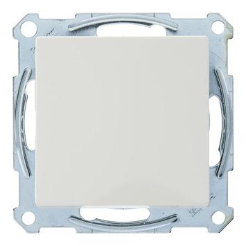 Schneider Electric Merten System M wisselschakelaar wit