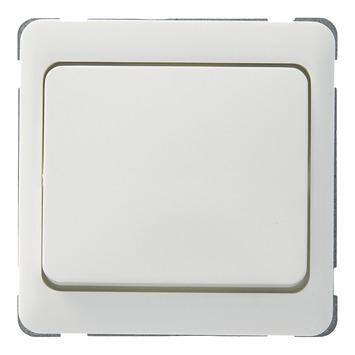 PEHA Standard kruisschakelaar wit