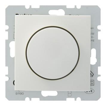 Berker S1 elektronische dimmer wit
