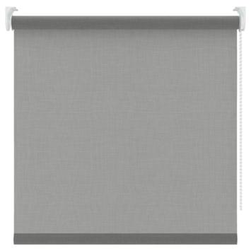 Le Noir & Blanc rolgordijn lichtdoorlatend antraciet (5692) 60 x 190 cm (bxh)