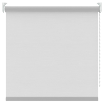 Le Noir & Blanc rolgordijn lichtdoorlatend wit (5691) 60 x 190 cm (bxh)