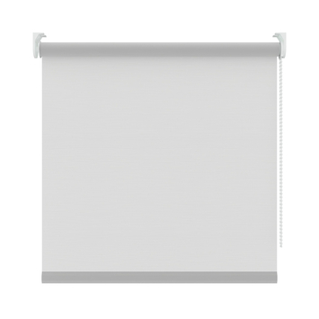 Le Noir & Blanc rolgordijn lichtdoorlatend wit (5691) 210 x 190 cm (bxh)
