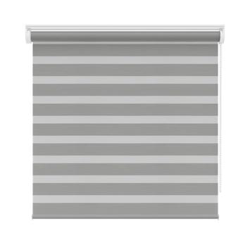 KARWEI luxe roljaloezie grijs (4501) 140 x 160 cm (bxh)