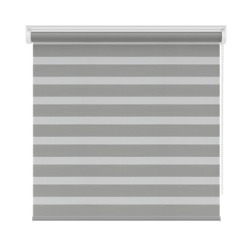 KARWEI luxe roljaloezie grijs (4501) 180 x 160 cm (bxh)