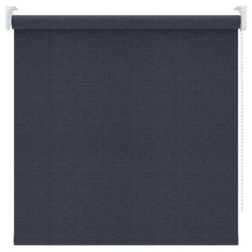 vtwonen rolgordijn verduisterend Dune donkerblauw (5920) 60 x 190 cm (bxh)