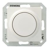Siemens Delta i-system dimmer gloei-halogeenlamp 50-400w wit