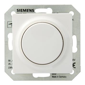 Siemens Delta i-system dimmer spoelentrafo 25-500w wit