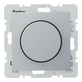 Berker B.1-b.3-b.7 dimmer elektronische trafo 20-600w aluminium