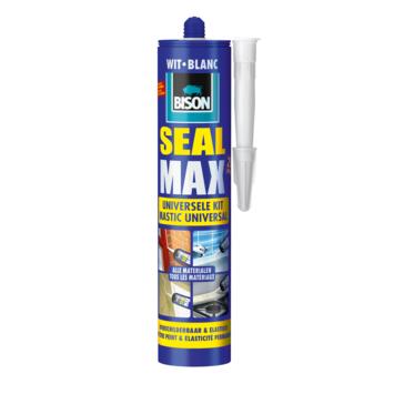 Bison seal max wit koker 425 g