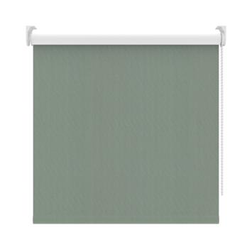KARWEI rolgordijn panama groen structuur (3669) 150 x 190 cm (bxh)