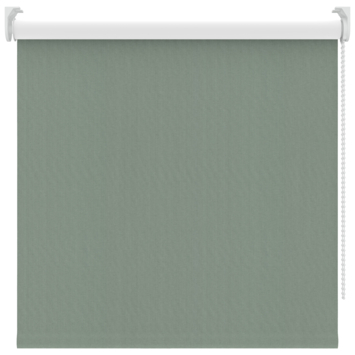KARWEI rolgordijn panama groen structuur (3669) 60 x 190 cm (bxh)