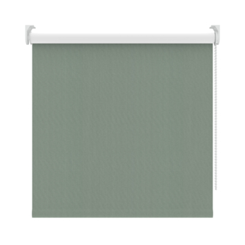 KARWEI rolgordijn panama groen structuur (3669) 90 x 190 cm (bxh)
