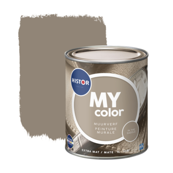 Histor My Color muurverf extra mat in the saddle 1 liter
