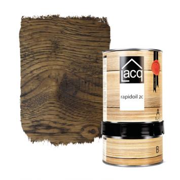 Lacq Rapidoil 2C black 1 liter