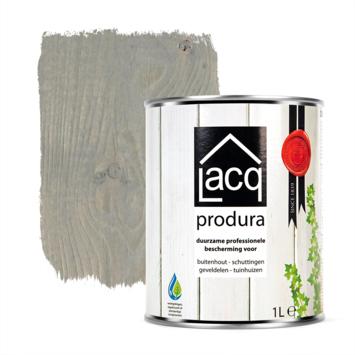 Lacq Produra buitenbeits transparant old grey mat 1 liter