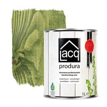 Lacq Produra buitenbeits transparant olive mat 1 liter