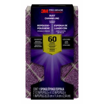 3M Schuurspons Pro Grade precision Korrel 60 Grof