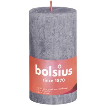 Rustiek Stompkaars 130/68 Lavender