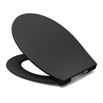 Cedo Mojave Beach wc bril zwart softclose duroplast