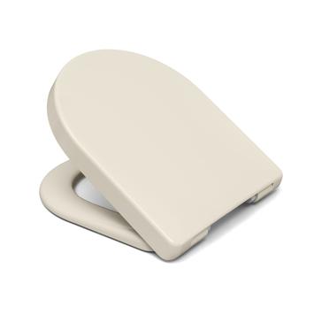 Cedo Tropea Beach wc bril pergamon softclose D-vorm thermoplast