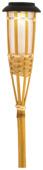 Bamboe fakkel solar