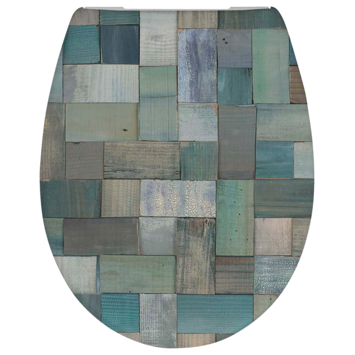 Cedo Mosaic wc bril softclose duroplast