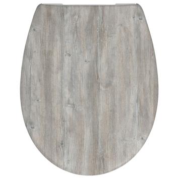 Cedo Ponderosa pine wc bril softclose duroplast