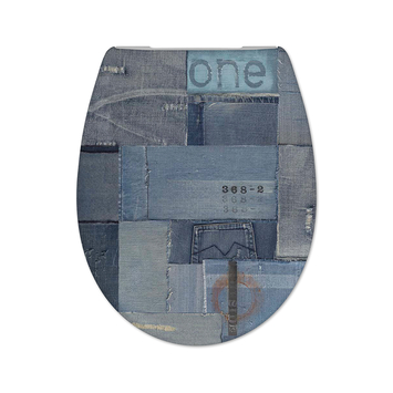 Cedo Jeans wc bril softclose duroplast