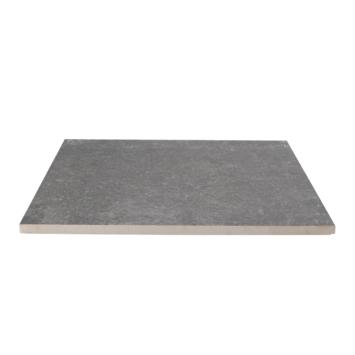 Keramische Terrastegel Kerastrada Stone Antraciet 60x60x2 cm - 2 tegels / 0,72 m2