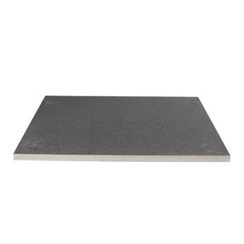 Keramische Terrastegel Kerastrada Basalt Antraciet 60x60x2 cm - 2 tegels / 0,72 m2