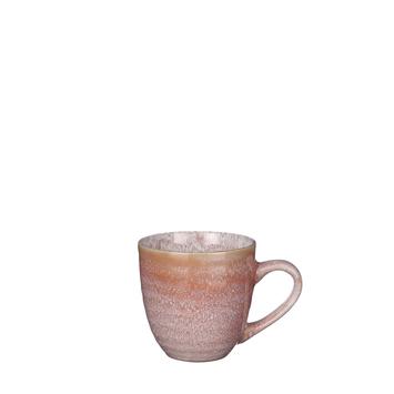 Tabo beker roze - h9xd9cm