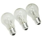 KARWEI eco halogeenlamp peer helder E27 53W 3 stuks