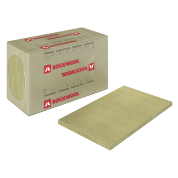 Rockwool steenwol rocksono solid Rd2,7 100x60cm 3.6m²