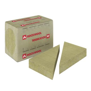 Rockwool steenwol rockroof delta Rd3.4 80x50x12cm 5 stuks / 2m²