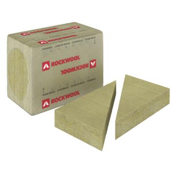 Rockwool steenwol rockroof delta Rd1.7 80x50x6cm 10 stuks / 4m²