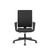 Bureaustoel I-line zwart