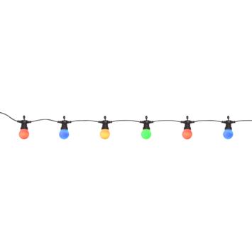 KARWEI feestverlichting gekleurd 10 lichtjes