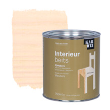 KARWEI binnenbeits interieur white wash transparant 750 ml