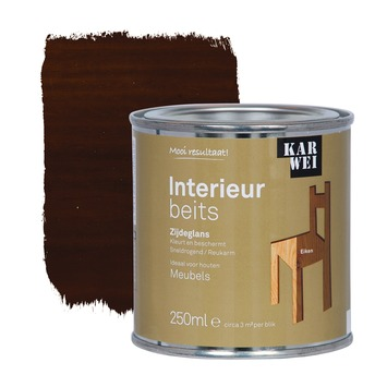 Genoeg KARWEI binnenbeits interieur eiken transparant 250 ml kopen ZA91