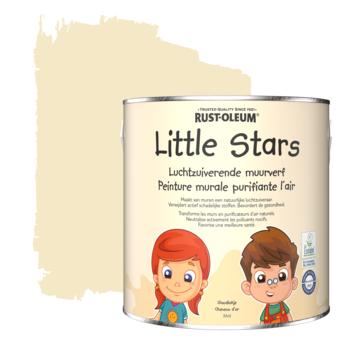 Rustoleum Little Stars Luchtzuiverende Muurverf 2,5 liter Goudlokje