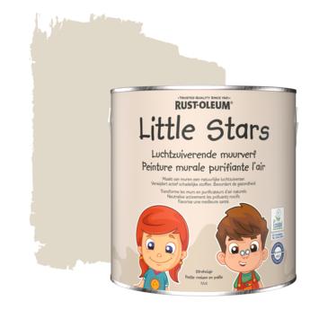 Rustoleum Little Stars Luchtzuiverende Muurverf 2,5 liter Strohuisje
