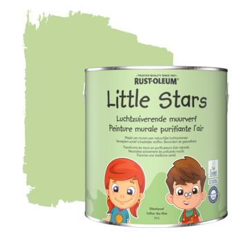 Rustoleum Little Stars Luchtzuiverende Muurverf 2,5 liter Elfenheuvel