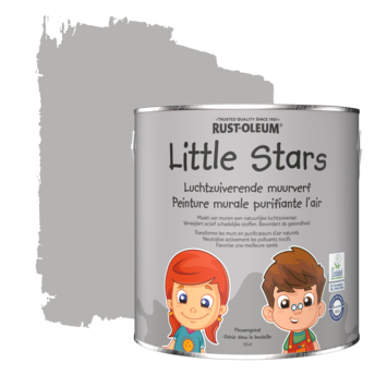 Rustoleum Little Stars Luchtzuiverende Muurverf 2,5 liter Flessengeest