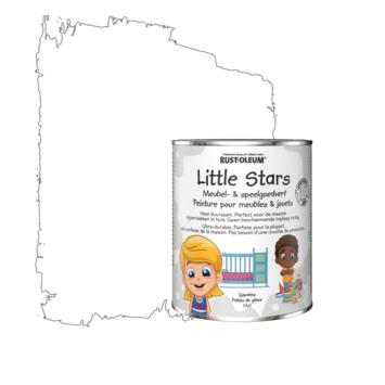 Rustoleum Little Stars Meubel- en Speelgoedverf750ml IJspaleis