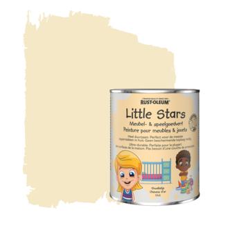 Rustoleum Little Stars Meubel- en Speelgoedverf750ml Goudlokje