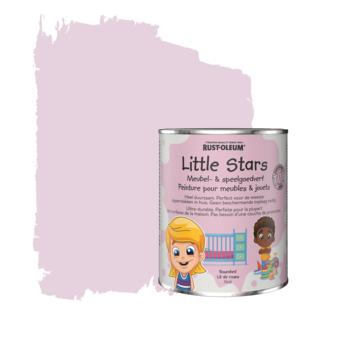 Rustoleum Little Stars Meubel- en Speelgoedverf750ml Rozenbed
