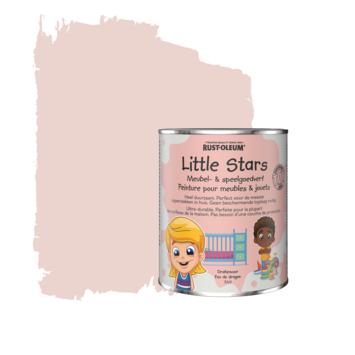 Rustoleum Little Stars Meubel- en Speelgoedverf750ml Drakenvuur
